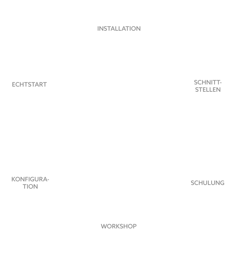 SMARTCRM-Einführungsprozess
