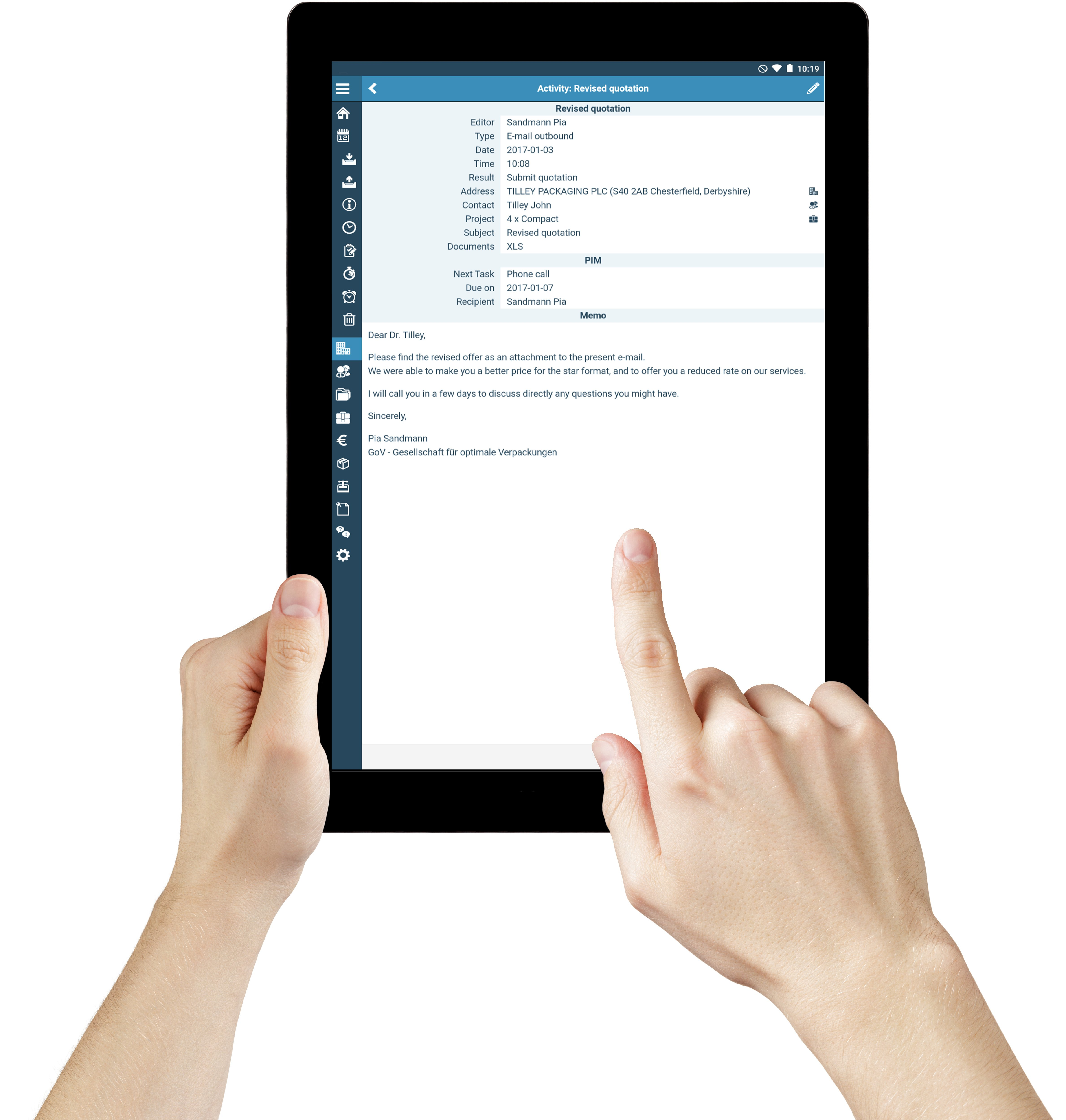 tablet-smartcrm-web-englisch